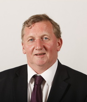 Photo of Alex Rowley MSP